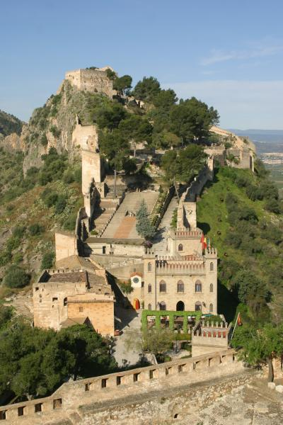 La Conselleria de Cultura realiza nuevos proyectos en el Castillo de Xàtiva ...